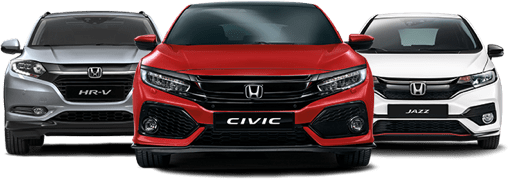 Honda modellen