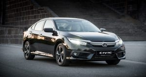 Honda Civic 4 drs.