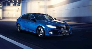 Honda Civic 5 drs.
